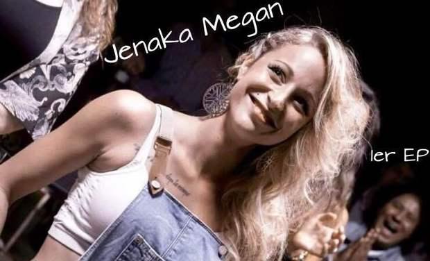 Visuel du projet Jenaka Megan - Mon 1er EP