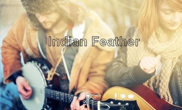 Visueel van project Indian Feather