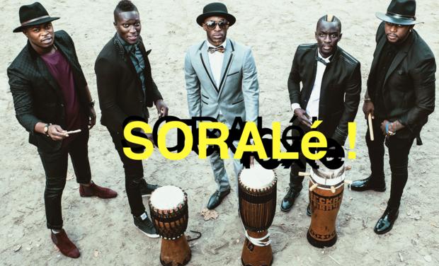 Visuel du projet Soralé !