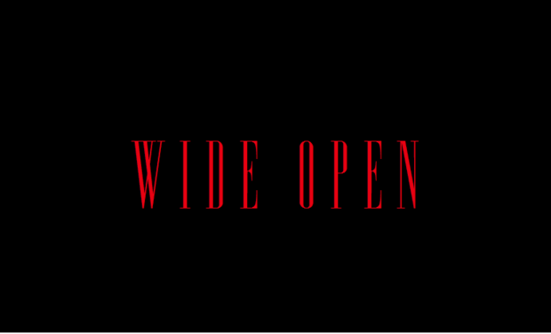 Project visual Wide Open