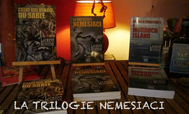 Project visual LA TRILOGIE NEMESIACI
