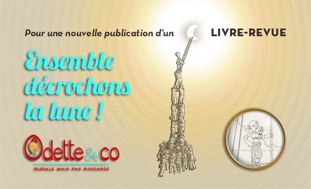 Visuel du projet Odette - Revue rurale mais pas ringarde