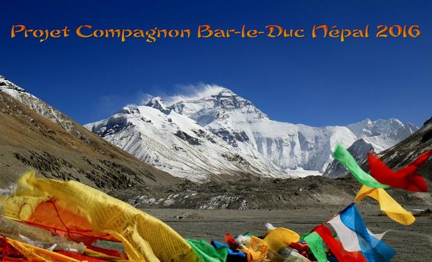 Project visual Compagnon Bar le Duc Népal