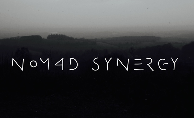 "Project visual New album of NOMAD SYNERGY ""No man's land"""