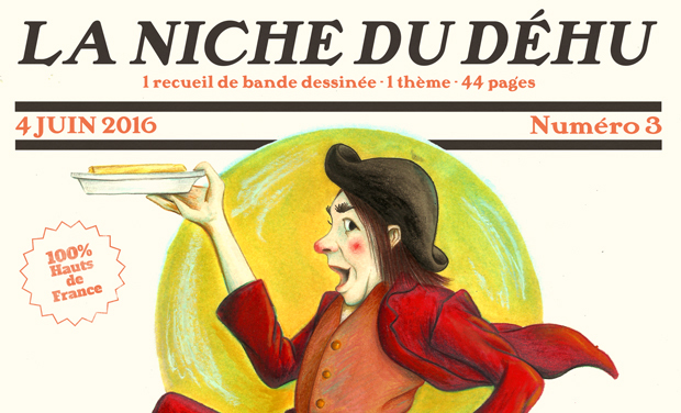 Project visual La niche du déhu