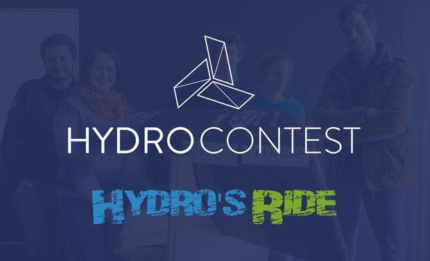 Visuel du projet Hydro's Ride relève le défi Hydrocontest 2016