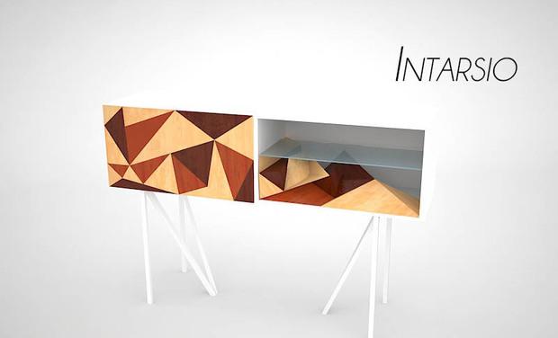 Visuel du projet Intarsio