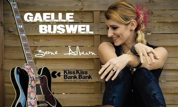 Visuel du projet GAELLE BUSWEL - Production du 3ème Album