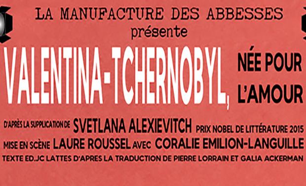 Visuel du projet Valentina-Tchernobyl, née pour l'amour