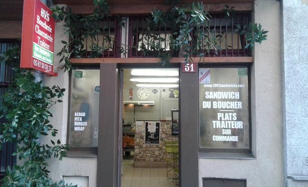 Visueel van project Sandwichs du boucher