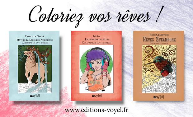 Visuel du projet Livres de coloriage pour adultes