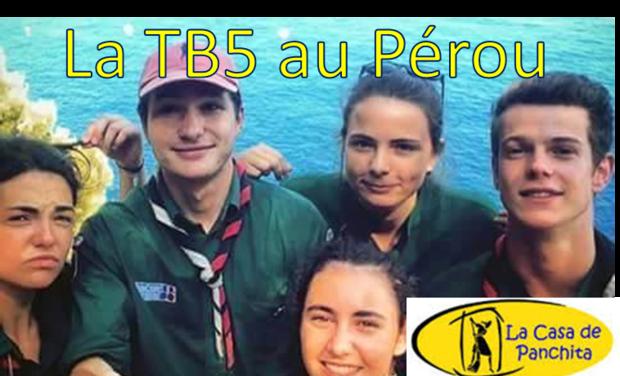 Visueel van project Le projet solidaire de la TB5 au Pérou avec la Casa de Panchita