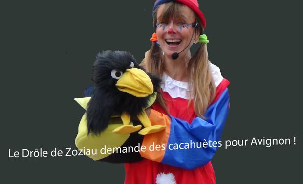 Visuel du projet Le drôle de Zoziau à Avignon