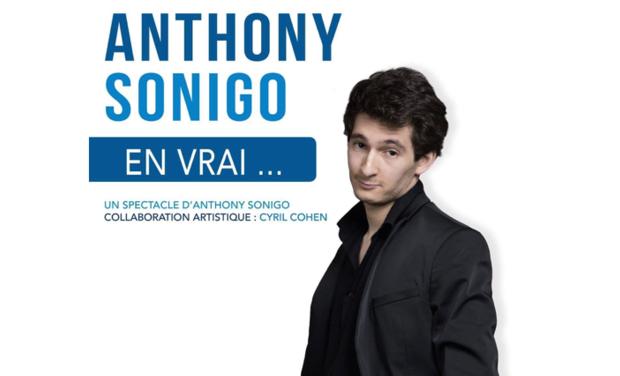 Visueel van project Anthony Sonigo en vrai