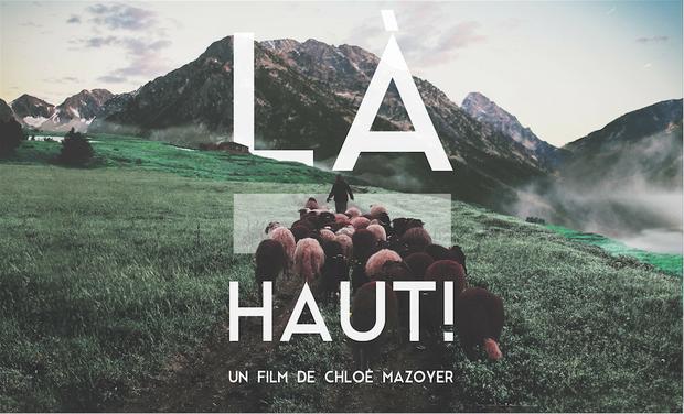 Visueel van project Là-Haut !