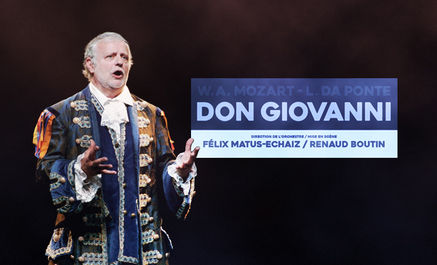 Project visual Don Giovanni