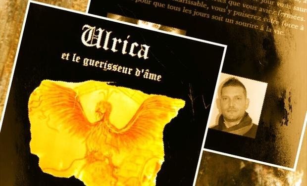 """Visuel du projet """"Ulrica et le guérisseur d'âme""""."""