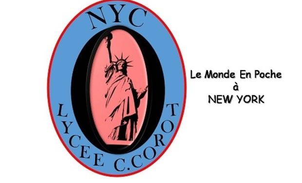 Project visual Le Monde En Poche à NEW YORK