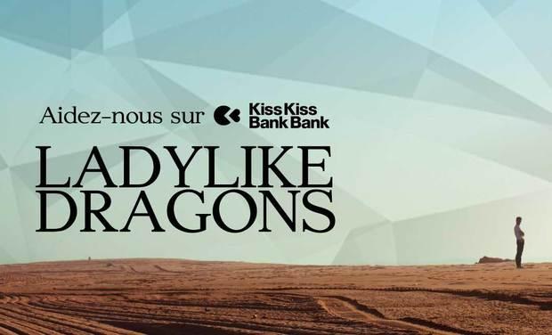 Visuel du projet LADYLIKE DRAGONS - Création du spectacle