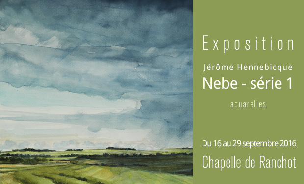 Project visual Exposition Nebe - série 1