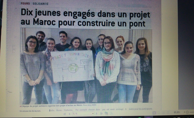 Project visual Projet Taddert - MJC Feurs