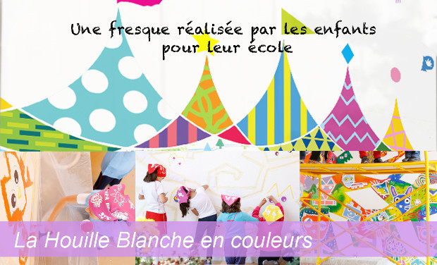 Visueel van project La Houille Blanche en couleurs