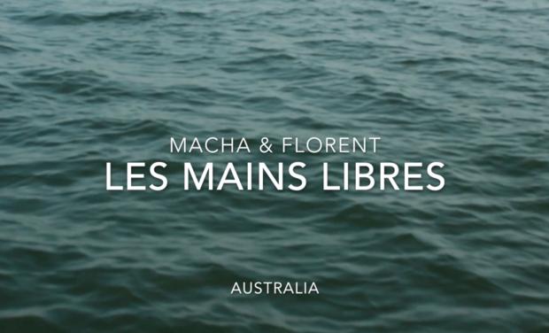 Visuel du projet Les Mains Libres