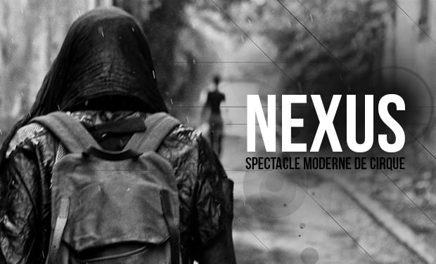Visuel du projet NEXUS - Spectacle innovant de cirque