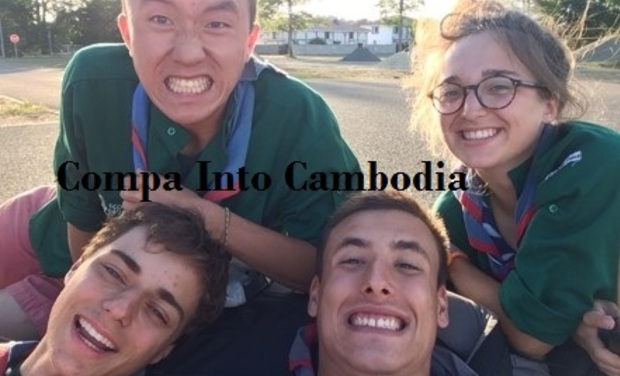 Visueel van project Compa Into Cambodia