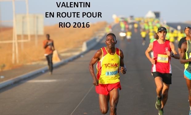 Visueel van project Valentin à Rio 2016