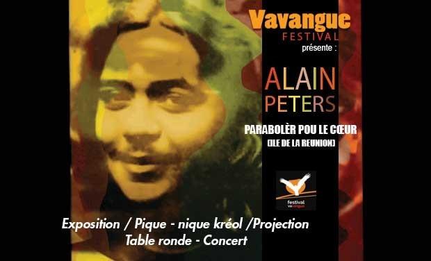 Visuel du projet Vavangue Festival : L'oeuvre d'Alain Peters