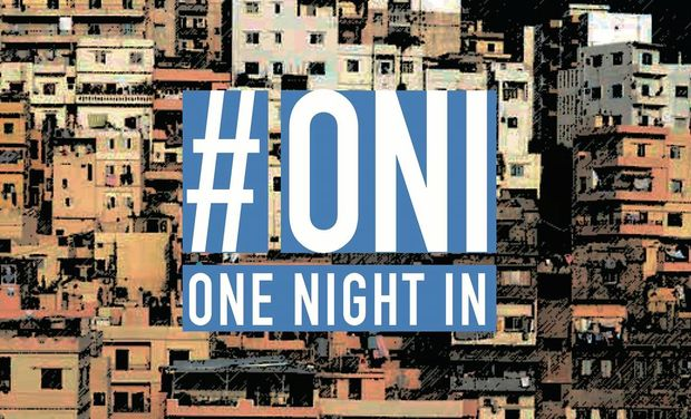 Visueel van project One Night In