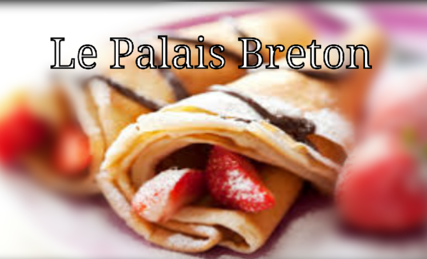 "Project visual "" Le Palais Breton "" Food truck crêperie"