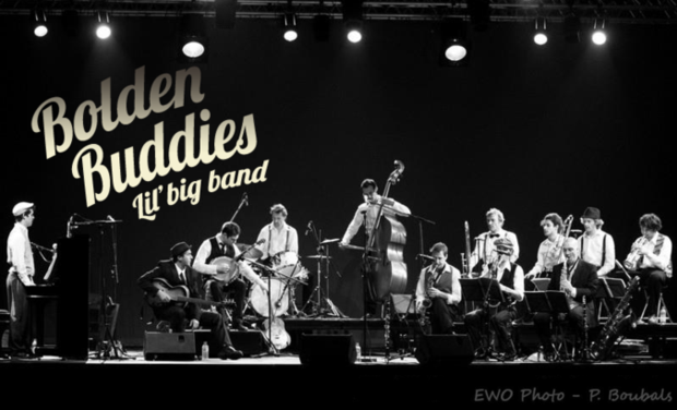 Visuel du projet Bolden Buddies Little Big Band