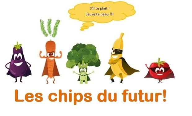 Visuel du projet Les chips du futur