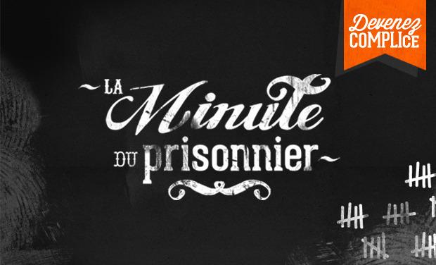 Visueel van project La Minute du Prisonnier