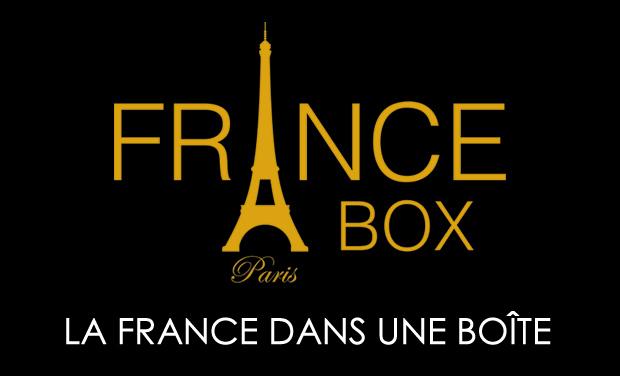 Project visual France Box (La France dans une boîte)