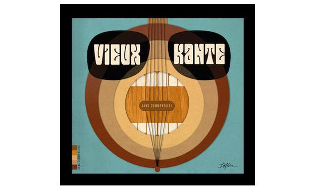 Visueel van project Vieux Kanté - musique du MALI