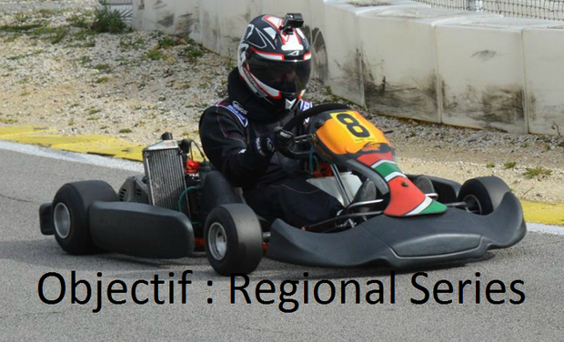 Visueel van project Objectif : Regional Series