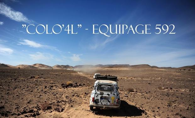 Project visual COLO'4L - EQUIPAGE 592