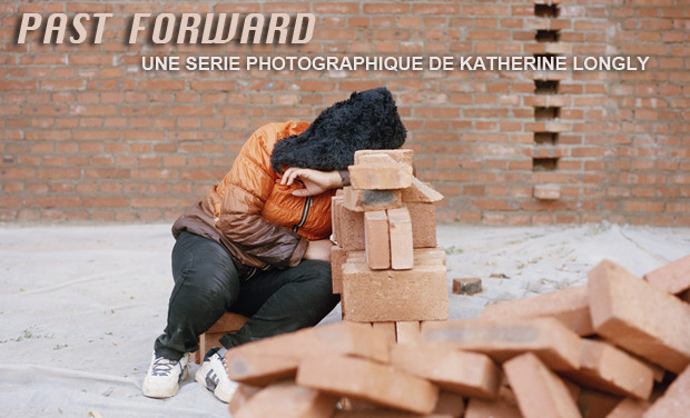 Visuel du projet PAST FORWARD - Katherine Longly