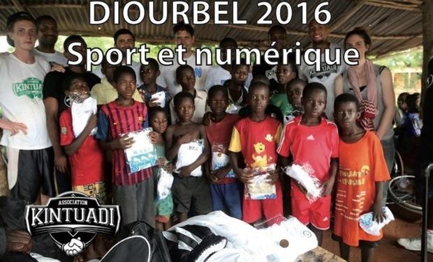 Project visual DIOURBEL 2016 - Sport et numérique