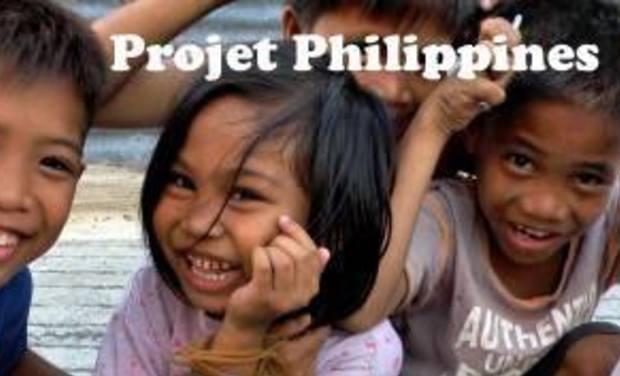 Visuel du projet Compagnons de St André aux Philippines