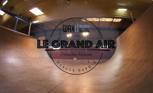 Visuel du projet Le Grand Air