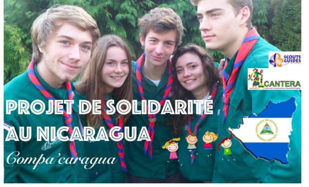 Visuel du projet Compa'caragua - Projet de Solidarité au Nicaragua