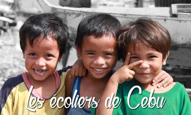 Visueel van project Les écoliers de Cebu