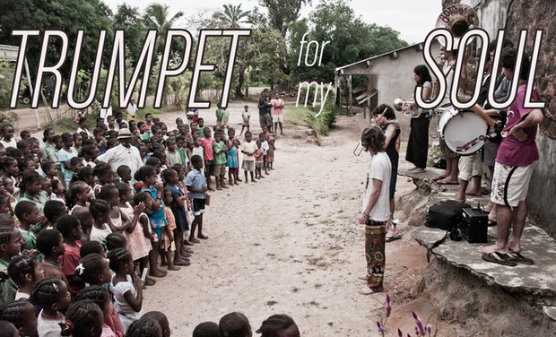 Visueel van project Trumpet For My Soul - Documentaire sur Babel Brass Band
