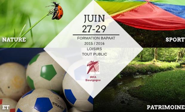Visuel du projet Rencontre nature, sport et patrimoine