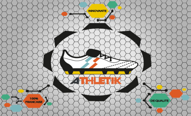 Visueel van project Chaussure de football à semelle rétractable