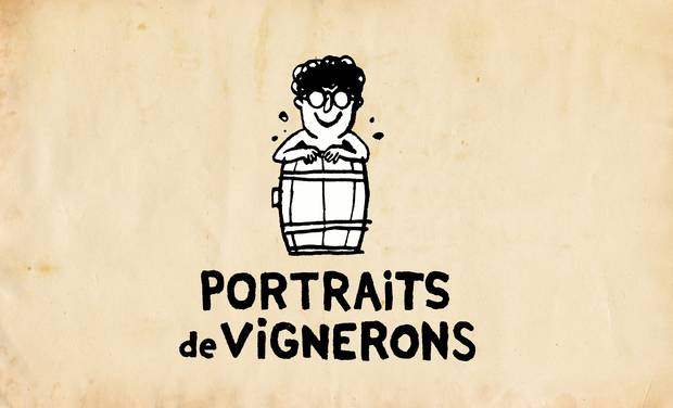 Project visual Portraits de Vignerons